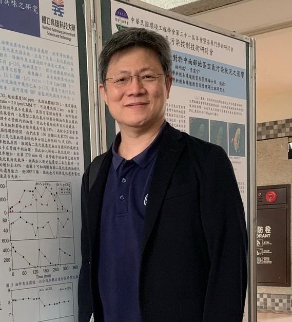 副校長 蔡政賢教授